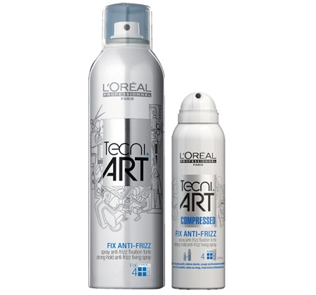 Spray coiffeur